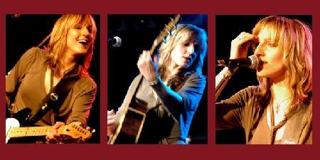 Foto: Ina Boo Live im Rosso St.Leon-Rot
